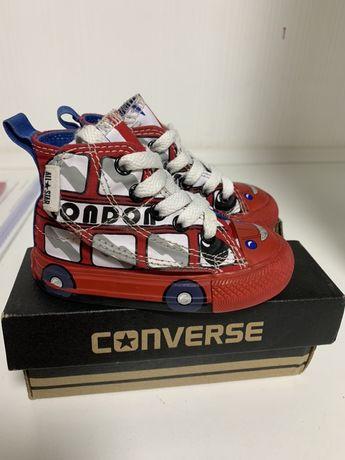 Кеды детские Converse (оригинал)  12,3 стелька