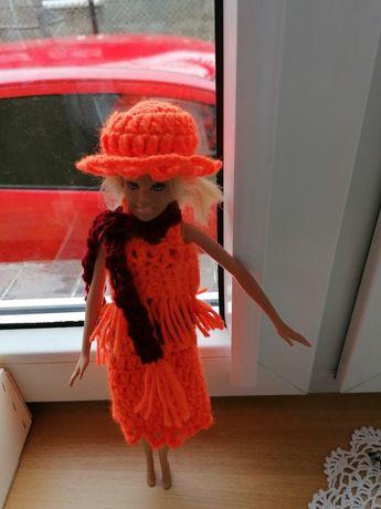 Sptzedam zestaw dla lalki Barbie