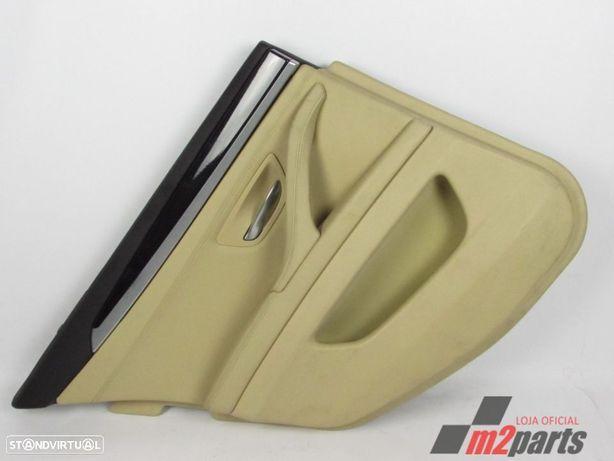 Forra da Porta em Pele VENETOBEIGE Cor Unica Esquerdo/Trás BMW 5 (F10)/ALPINA D5...
