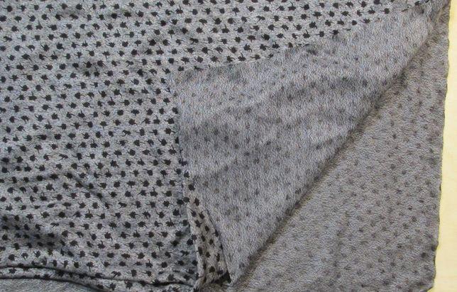 Трикотаж костюмный. Ткань отрез. 3х1,5 м