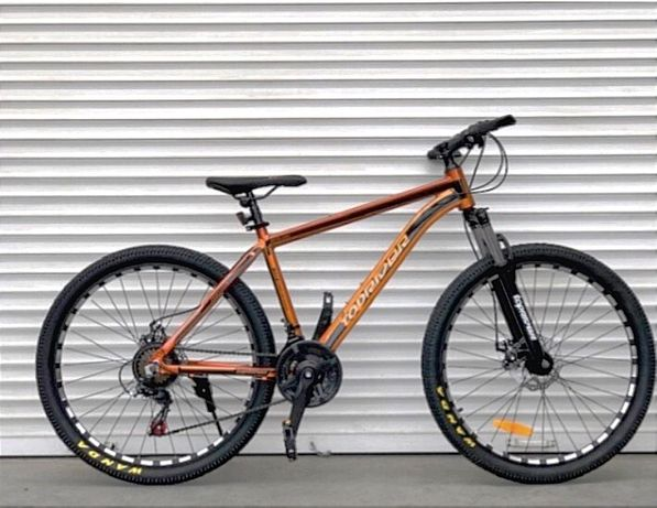 Велосипед горный  Toprider (21 скорость)