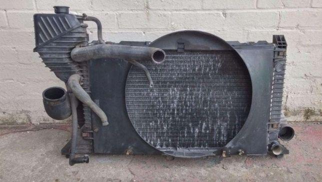 Радиатор радіатор інтeркулeр воды интеркулер лт lt sprinter cdi tdi