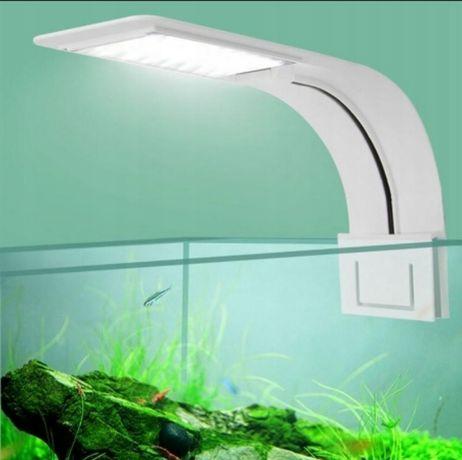 Lampka LED do akwarium
