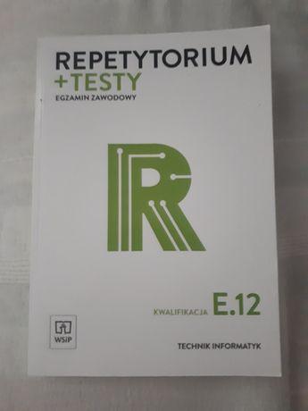 Repetytorium E12 Informatyka