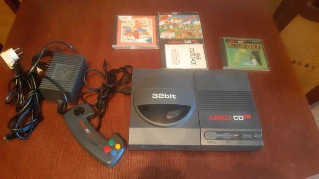 Commodore Amiga CD 32