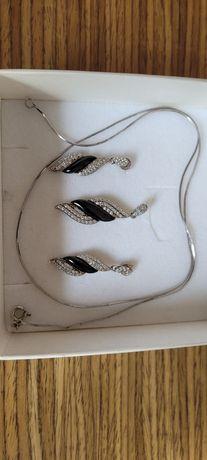 Biżuteria srebrna damska  APART.