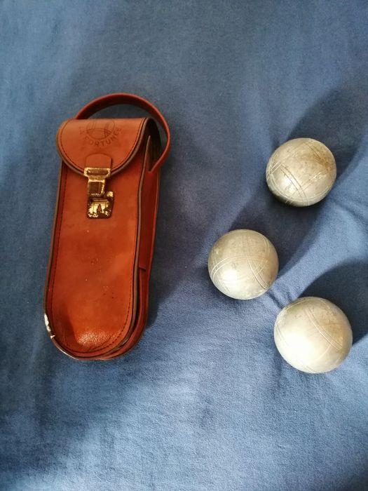 Bolas da fortuna com bolsa Santo António da Charneca - imagem 1