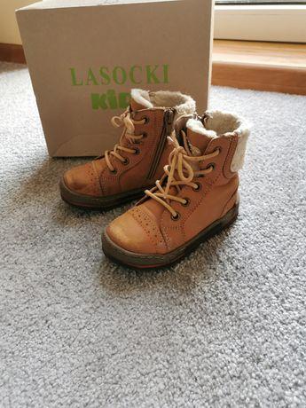 Kozaczki chłopięce Lasocki r23