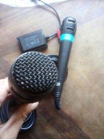 Singstar mikrofony 2sztuki