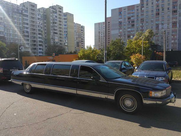 Президентський лімузин Cadillac Fleetwood