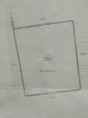 Продам участок під застройку р-н Лелеківка  10 сот.