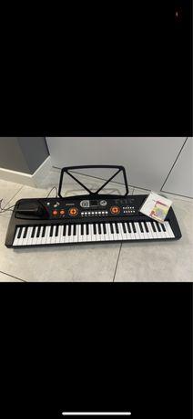 keyboard elektryczne  pianinko BF-730A2 61 KLAWISZY