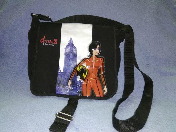 Шкільна сумка через плече