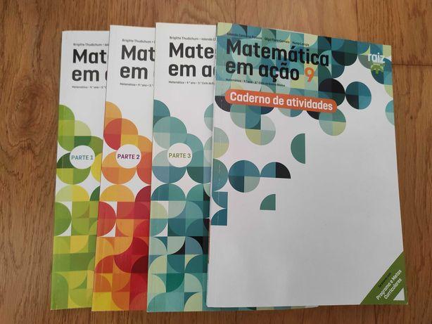 Manual Matemática 9º ANO