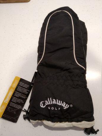 Rękawice golfowe ciepłe