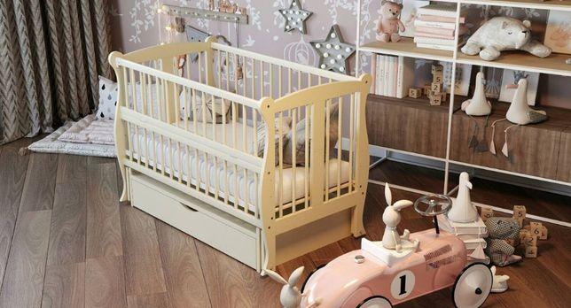 Крооватка детская, люлька, кровать для новорожденных