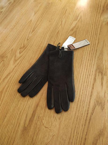 Перчатки кожаные 7-8 р