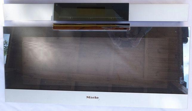 drzwi piekarnika zabudowa Miele H5981BP-ICE +panel