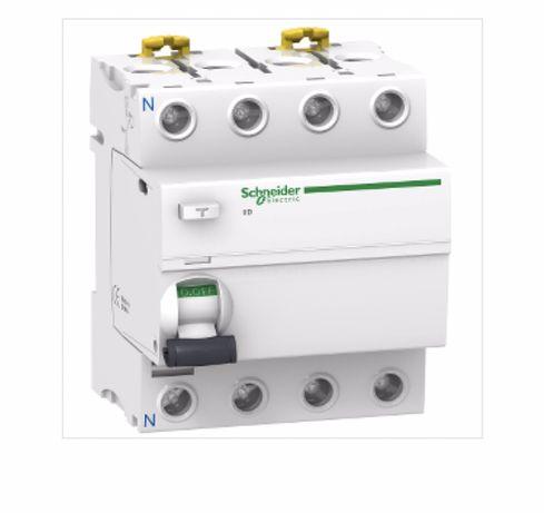 Дифференциалный выключатель нагрева iID 4P 40A 300мА-S AC-ТИП
