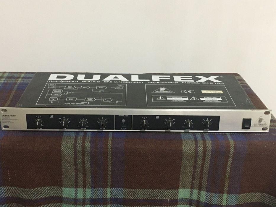Кросовер DualFex multiband sound enhancement processor model ex 2100 Винница - изображение 1