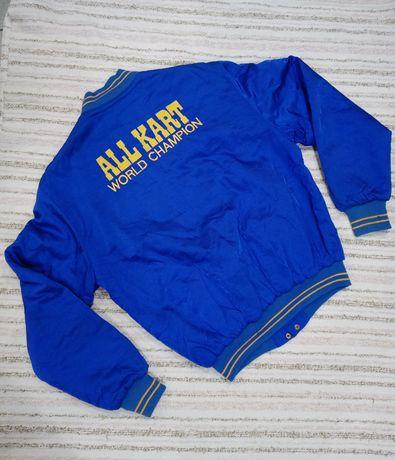 Куртка -бомбер мужская