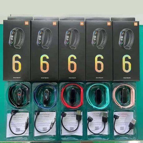 Фитнес браслет FitPro Smart Band M6 смарт часы, пульсоксиметр, пульс