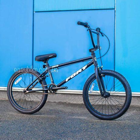 """Новый трюковой велосипед Fort Bmx 20"""" cr-mo"""