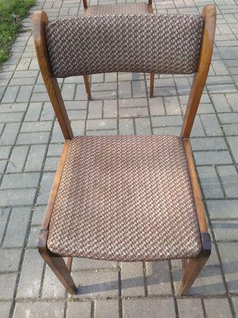 Krzesło Nysa Bączyk gfm-112 fotel prl bardzo dobry stan