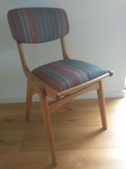 Krzesło PRL bumerang Przeźmierowo - image 1