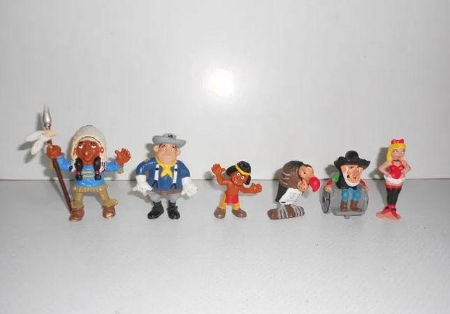 Bonecos figuras pvc Lucky Luke - Schleich