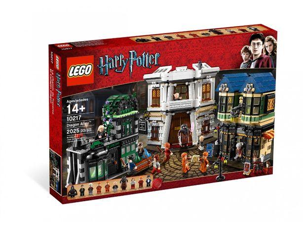 LEGO Harry Potter Ulica Pokątna nr 10217