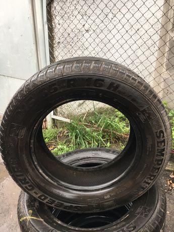 Шини Semperit Speed-Grip r16 215/65 зимові