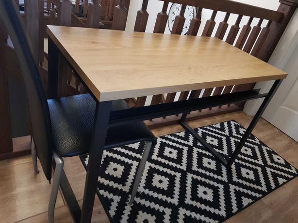 Świetne  biurko loftowe