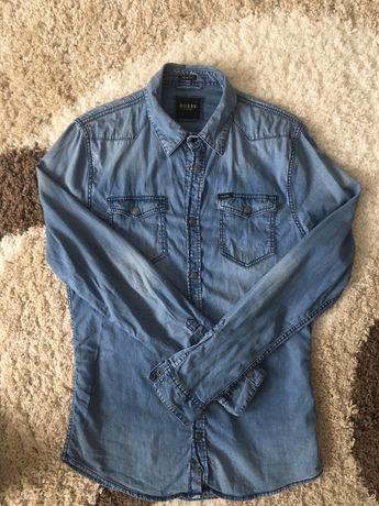 Продаю джинсовую рубашку фирмы Guess!