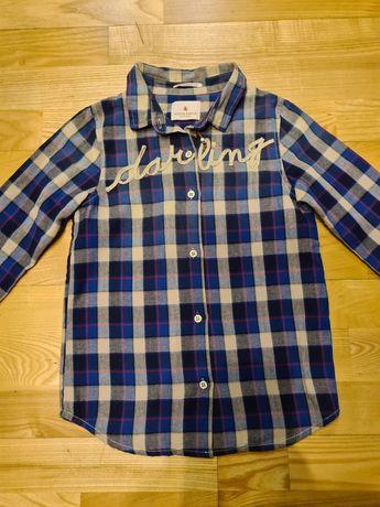Pубашка відомого бренда Scotch & Soda 128р