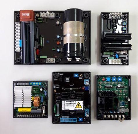 AVR Regulador Tensão Alternador Gerador