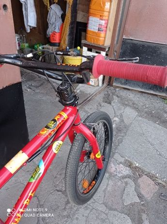 Rower BMX (oxelo)