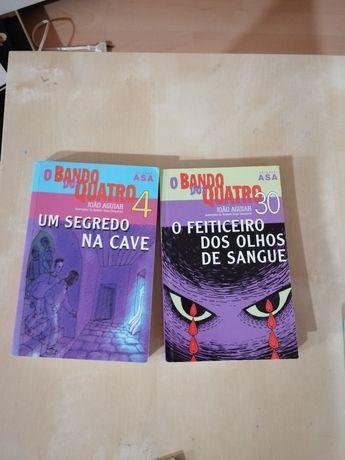 Livros O Bando dos Quatro