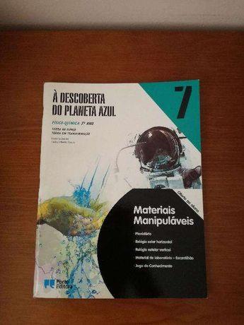 Vendo Livros Ciências Físico-Químicas 7º Ano