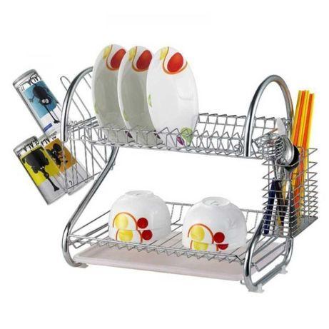 Органайзер для сушки посуды и кухонных приборов Wet Dish Organiser 805