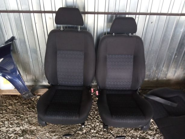 Komplet foteli Mondeo MK3 kombi siedzeń siedzenia fotel kierowcy