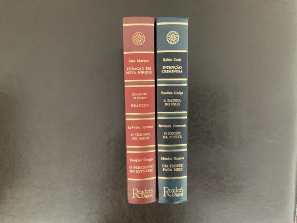 Livros condensados, selecção da Readers Digest