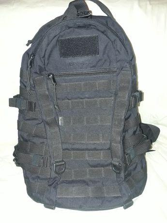 Plecak czarny sportowy