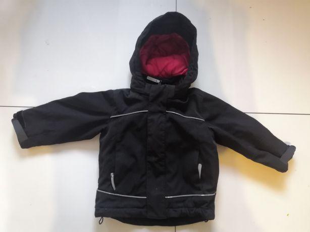 Lindex cieplejsza kurtka jesień /wiosna rozmiar92