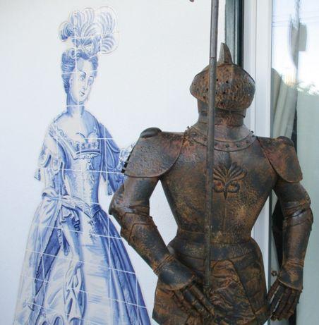 Armadura Medieval - Guerreiro
