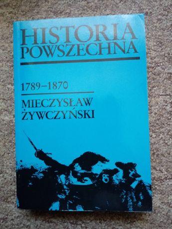 Historia Powszechna - Mieczysław Żywczyński