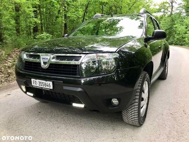 Dacia Duster 1.6 16V 105KM 4X4 Skrzynia 6 Klimatyzacja Szwajcaria