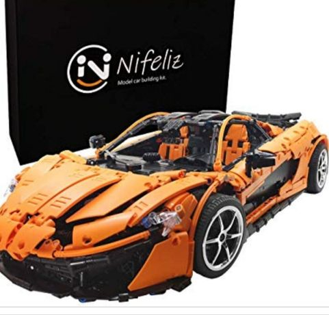 New! (Лего) Конструктор Nifeliz Sports Car P1 3307 дет.