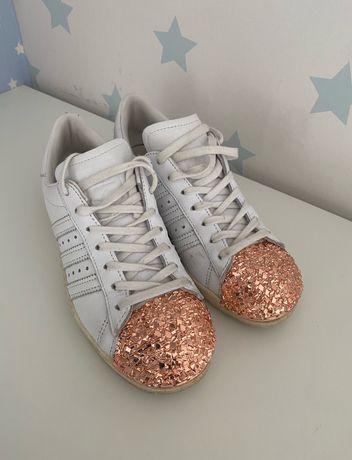 Sapatilhas Adidas superstar metal toe - 36 / Ténis