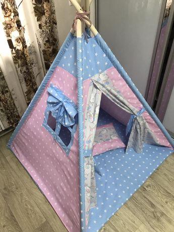 Вигвам, палатка, домик для детей